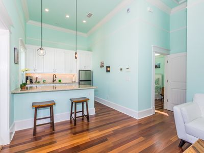 Photo for NEWLY BUILT GUEST APARTMENT NEAR DOWNTOWN ST. AUGUSTINE, FLORIDA