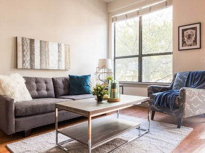 Photo for Relax & Unwind in Spacious Open Loft w/ Parking