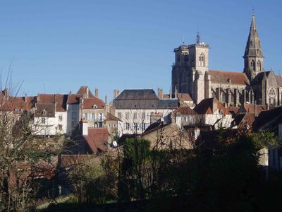 the cathedral of semur