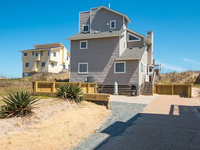 Photo for Cranberry Cottage   Oceanfront   South Nags Head   Sleeps 10