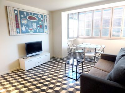 Photo for Apartment in the river with Cathedral views | Girona