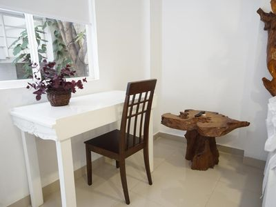 Photo for Independent apartment with two bedrooms for six people