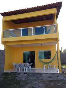 Photo for TAMANDARÉ-PE BEACH HOUSE- RENT FOR SEASON, WEEKENDS AND HOLIDAYS