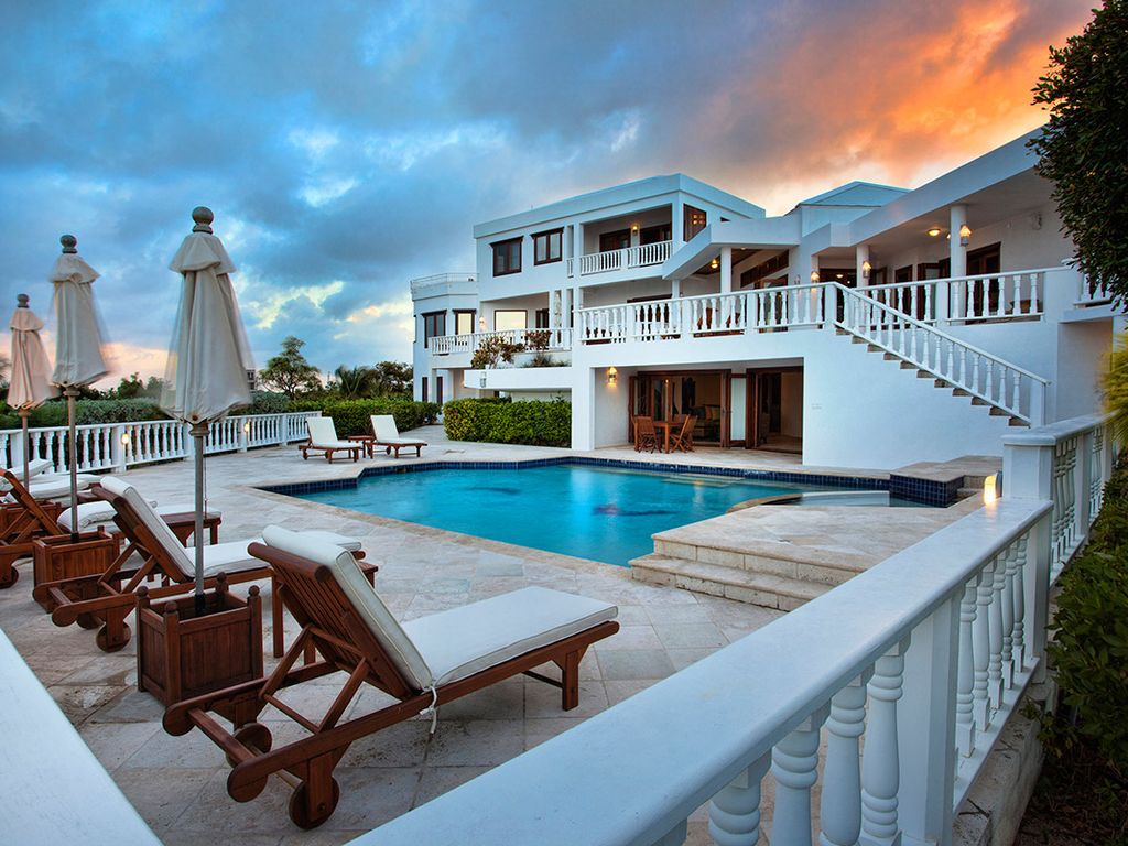 Infinite Tub infinite pleasure at infinity villa in anguilla infinity pool with