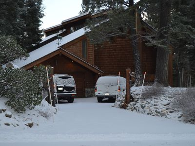 Photo for Family Northstar House. 4 Bedrooms & 3 Bathrooms, Castle Peak Views