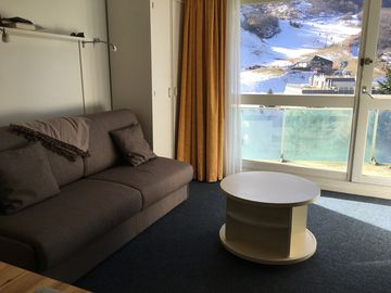 Apartment for 6 people located at the foot of the slopes