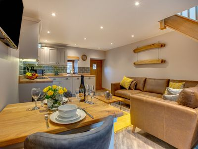 Photo for Stylish cottage for 2 providing a beautiful hideaway on the outskirts of Bala, a charming market tow