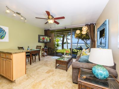 Photo for Kuleana 706 - Oceanfront 1 Bedroom with Secluded Beach! (Epic Realty)
