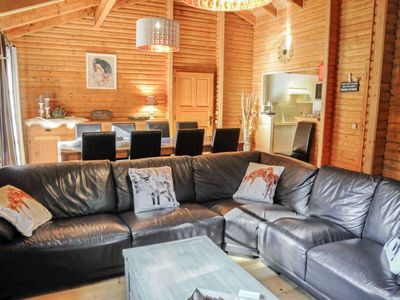 Photo for Vacation home Mady in Erezee - 8 persons, 4 bedrooms