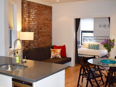 Photo for Manhattan/Soho 3BR/2BA - Fabulous, Downtown, Neighborhood!