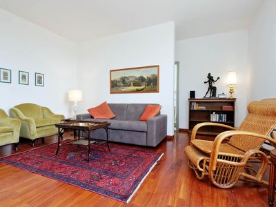 Photo for Charming 1bdr apt w/view
