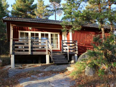 Photo for Secluded houses in the woods and near the water in the archipelago of the Baltic Sea