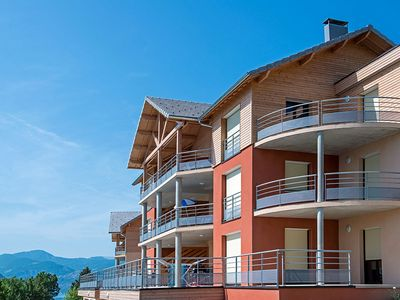 Photo for Luxury apartment with a view of the mountain lake of Chorges