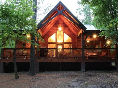 Photo for The Haven Cabin Broken Bow