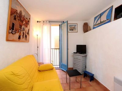Photo for Gite Collioure, 1 bedroom, 4 persons