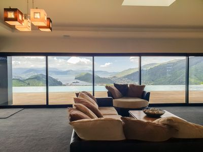 Photo for This stunning Estate over looks Picton and the Marlborough Sounds