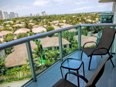 Photo for Charming 1 BR w/ Balcony on Sunny Isles - One Bedroom Apartment, Sleeps 4