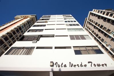 Isla Verde Towers is conveniently located next to a supermarket and restaurants