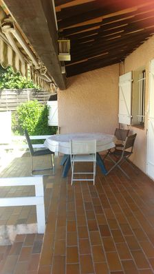 Photo for rents private house air conditioned in quiet area in Cap d'Agde