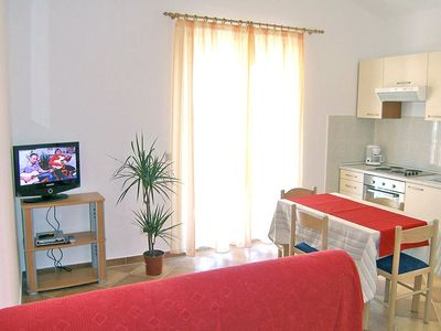 Photo for Apartment in the center of Trogir with Parking, Internet, Washing machine, Air conditioning (122243)