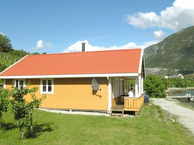Photo for Vacation home Slinde in Slinde - 8 persons, 3 bedrooms