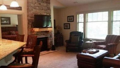 Photo for Mountain Fun!!!Enjoy all the amenities of the country club in mountain privacy!