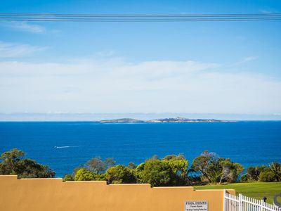 Excellent Views off the Balcony, close to Golf Course, with a Pool