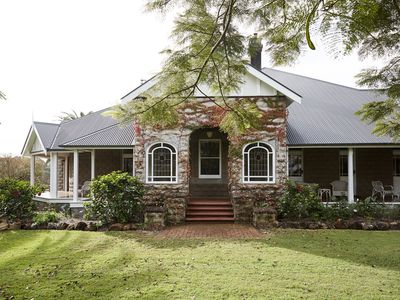 Photo for Unique Historic Mansion In Byron Bay Hinterland