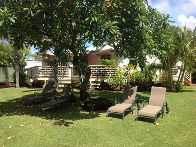 Photo for POIPU Beach Plantation , 4br with POOL on 1/2 acre,
