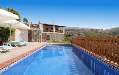 Photo for 1117 Villa Gamor - Villa for 6 people in Frigiliana