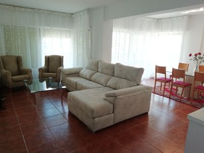 Photo for 150m Recently renovated and furnished. Air conditioner. 5 min from the beach