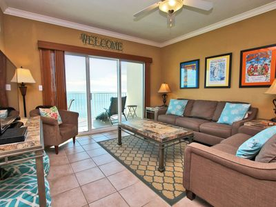Photo for Crystal Shores West 1007-Come Build a Sand Castle! Book Your Beach Trip Today!
