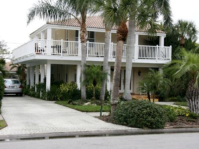 Clearwater Beach Pool House Rental - Just Steps to the Beach