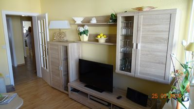 Photo for Bright, modern apartment in Scharbeutz, only 25 from the beach