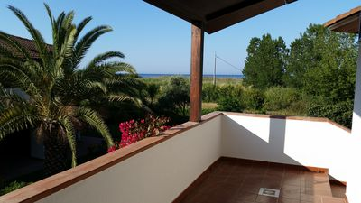 Photo for House with garden 50m from the sea in the marine reserve of Isola Capo Rizzuto (Kr)