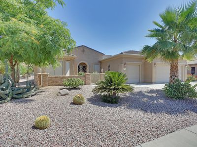Photo for EXECUTUIVE LIVING/QUIET/PRIVATE FENCED BACK YARD/GREAT LOCATION/GOLF CART/PLUSH