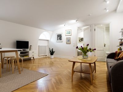 Photo for Cozy Apartment In The Heart Of Tallinn's Old Town