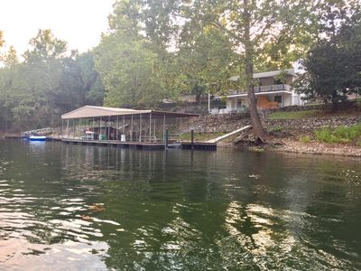 Photo for Beautiful Waterfront House Located On Duck Creek At Grand Lake O' The Cherokees