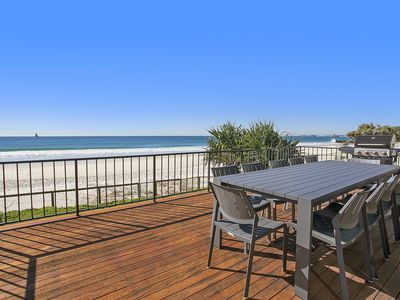 Photo for Jefferson Breeze - Beachfront Bliss - Min. 4 night stays!