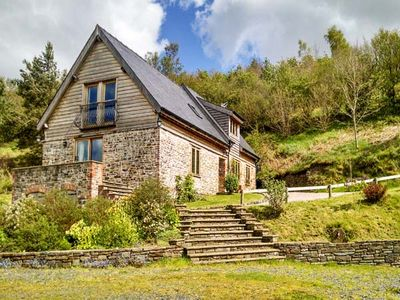 Photo for HIRAETH, pet friendly, luxury holiday cottage in Dolau, Ref 4455