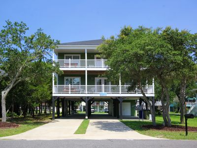 Photo for Family-Friendly Surfside Beach Rental 8 BR / 8 BA ~ 2 Blocks to the Beach!