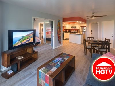 Photo for GORGEOUS 1 Bedroom in Sunny Maui! - AS SEEN ON TV!