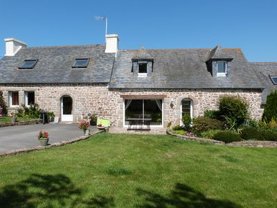 Photo for 5BR House Vacation Rental in Plougasnou, Bretagne