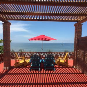 Photo for Beach Front Compound W/Casita & Private Terrace: Sleeps 4@$45 a nite per person