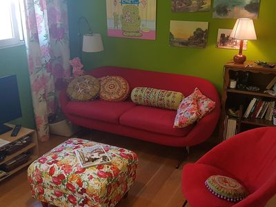 Photo for apartment near the Retiro for 2 people