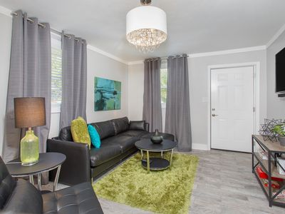 Photo for Stunning renovated triplex w/ outdoor spaces close to downtown!