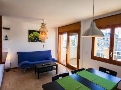 Photo for Fabulous penthouse on canals and next to the beach of Rubina. Ocean Views!
