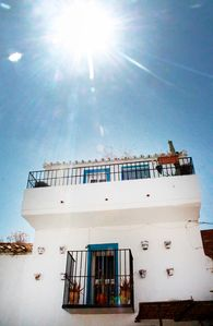 Photo for 1BR Townhome Vacation Rental in riogordo, Malaga