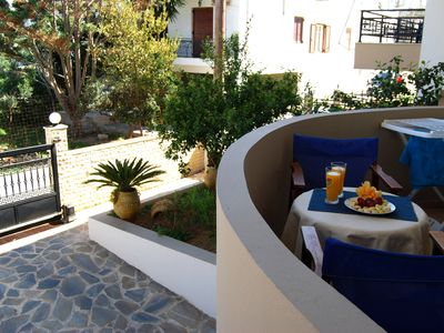 Photo for By the Beach Apartment in Rethymno