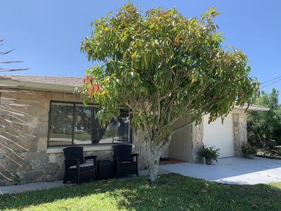 Photo for Very Spacious 3bdrm 2bath Walking distance to beach and Flagler Ave 🌴